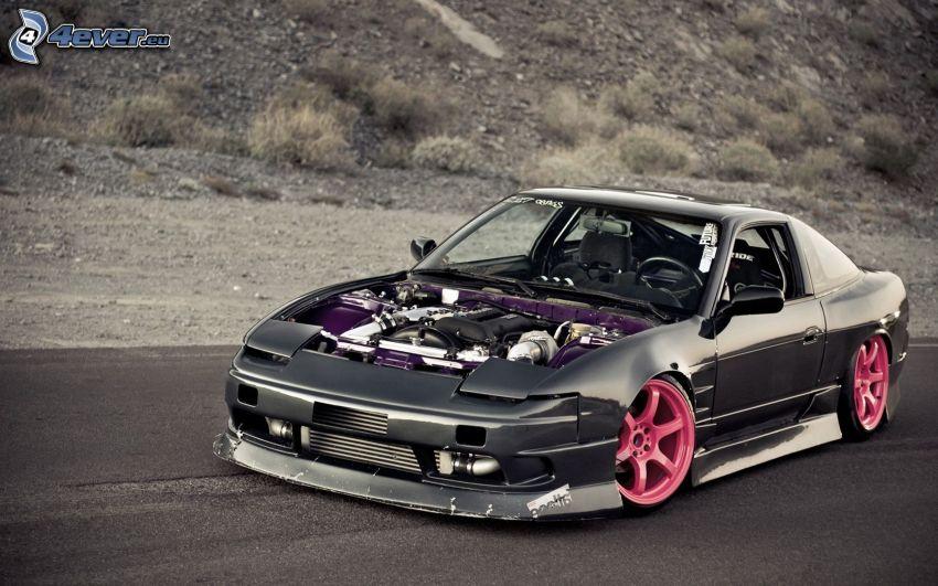 Nissan 240SX, motor, tuning