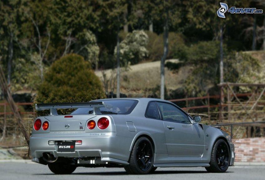Nissan Nismo, Nissan GTR