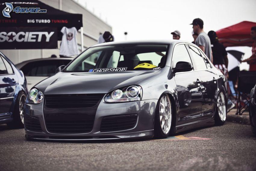 Volkswagen Golf, lowrider, tuning