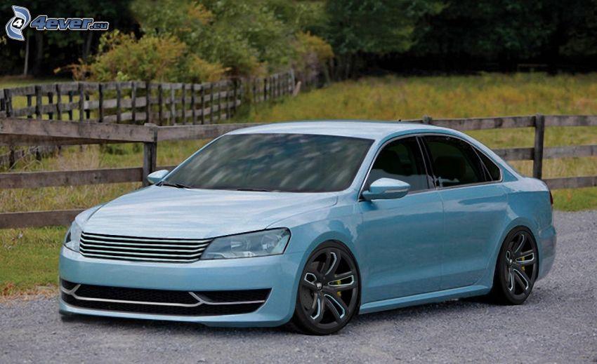 Volkswagen Passat, tuning