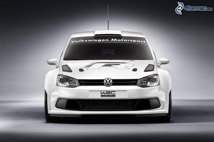 Volkswagen Polo, delantera de coche
