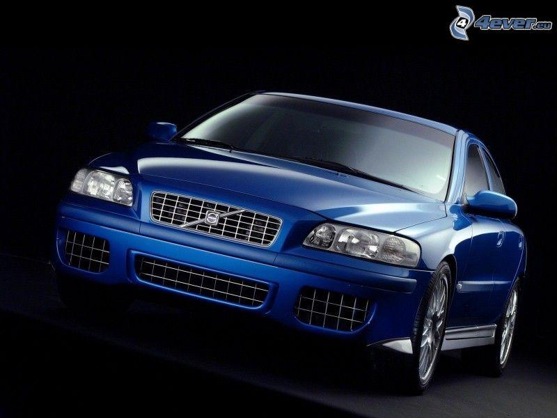 Volvo, coche, deporte