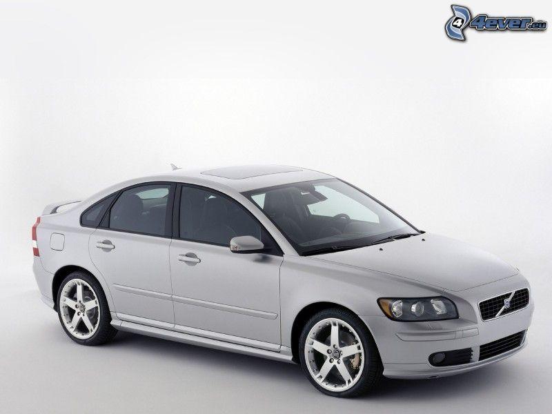 Volvo, coche, rueda de coche, ruedas