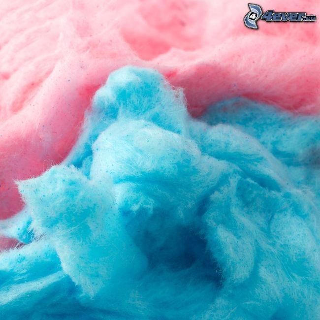 algodón azucarado