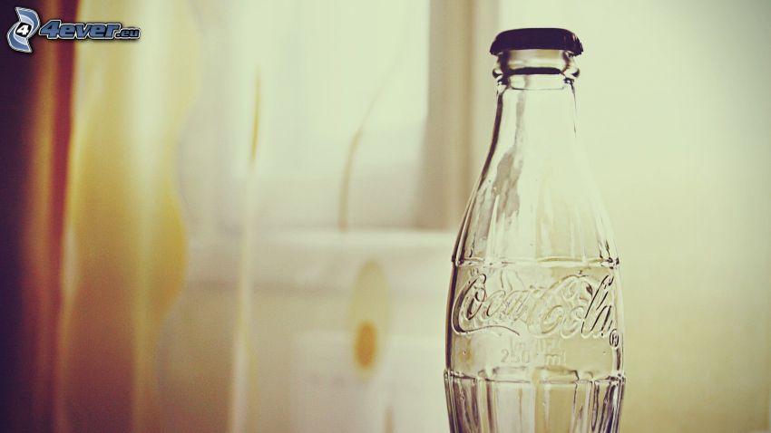 Coca Cola, botella
