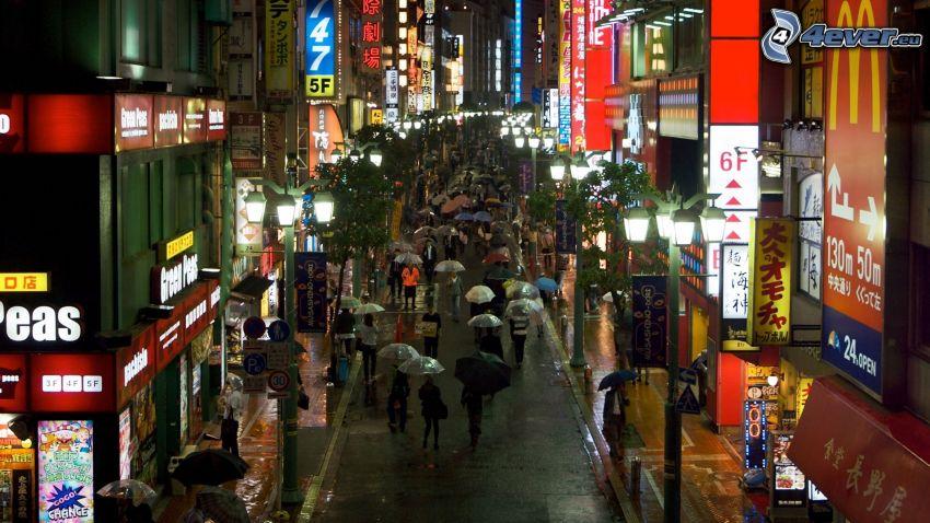 calle, Japón