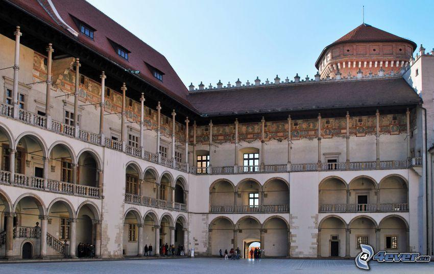 Castillo de Wawel, Cracovia, tribunal