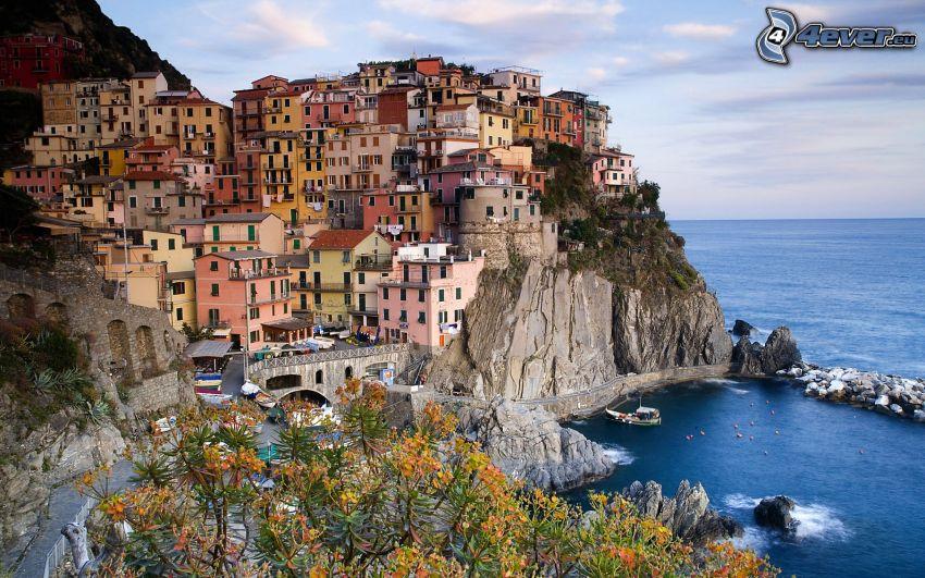 Cinque Terre, ciudad costera