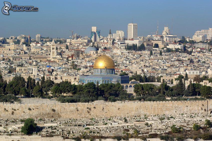 Jerusalén, Dome of the Rock
