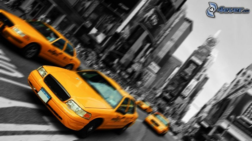 New York, NYC Taxi