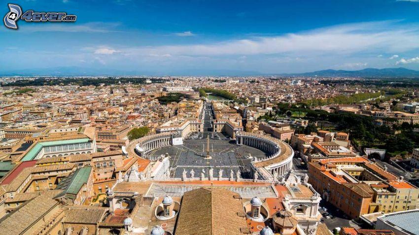 Plaza de San Pedro, Ciudad del Vaticano