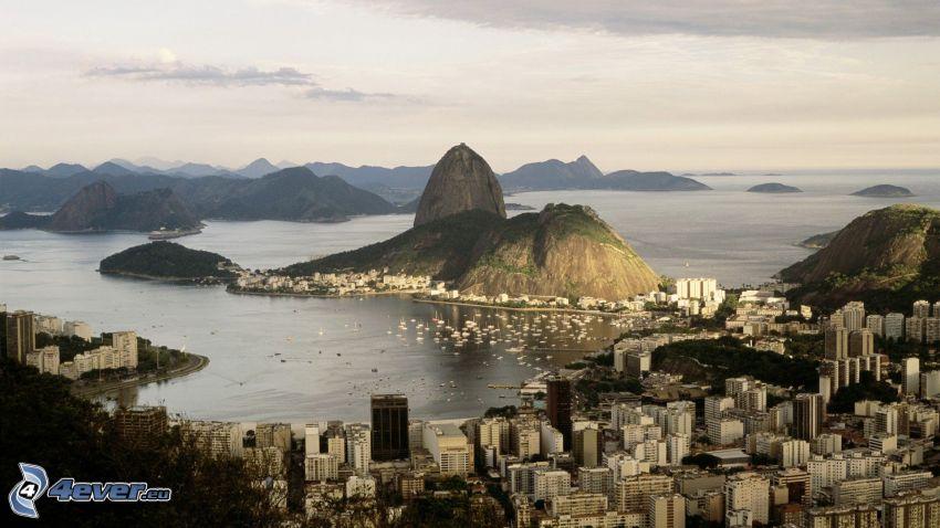 Rio De Janeiro, islas