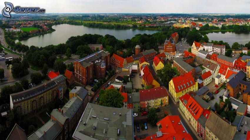 Stralsund, Alemania, lago