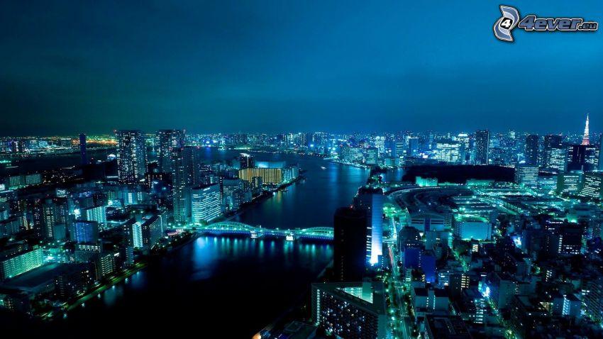 Tokio, ciudad de noche