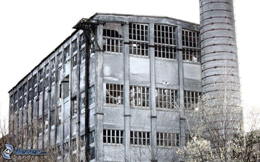 fábrica antigua