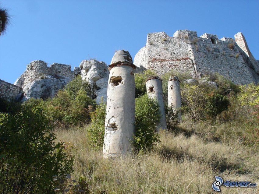 Castillo de Spiš, Eslovaquia