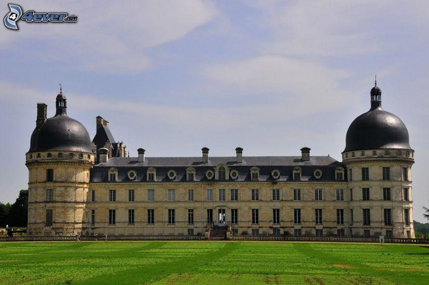 castillo de Valençay