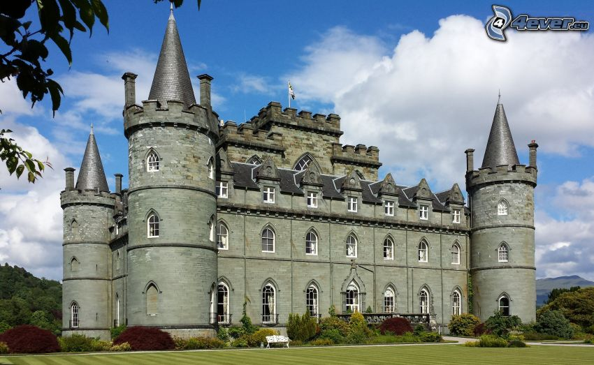 castillo Inveraray