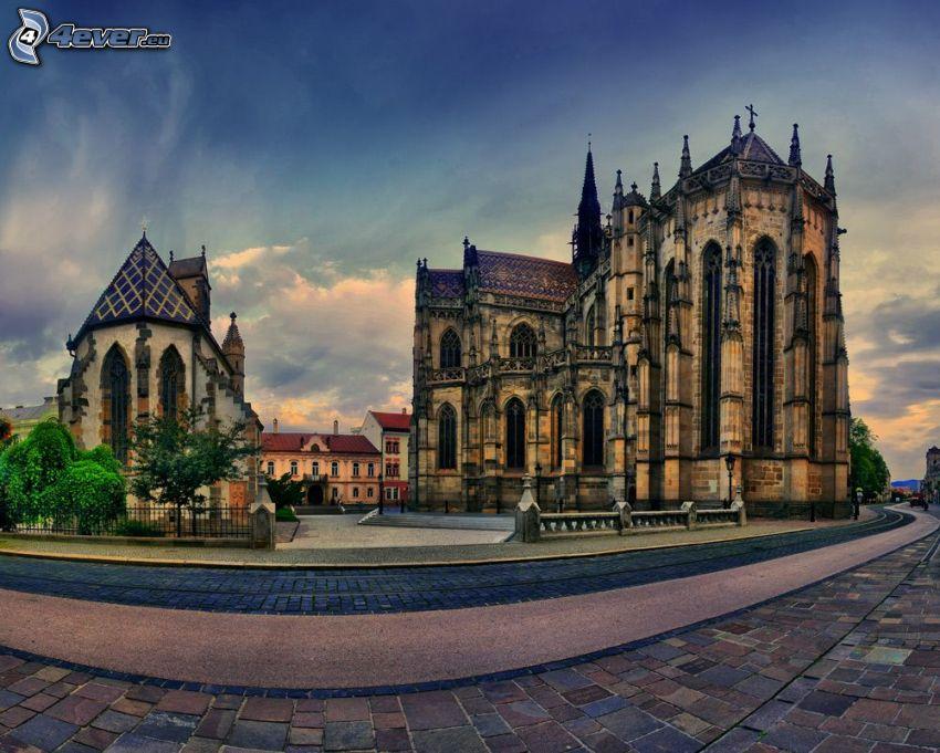 Catedral de Košice, HDR
