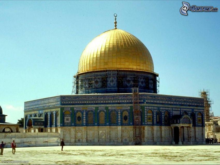 Dome of the Rock, Jerusalén