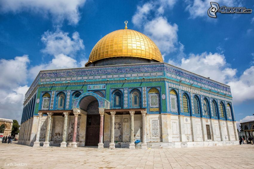 Dome of the Rock, Jerusalén