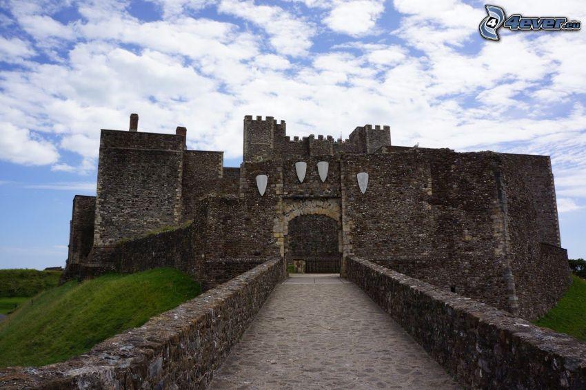 Dover Castle, puerta