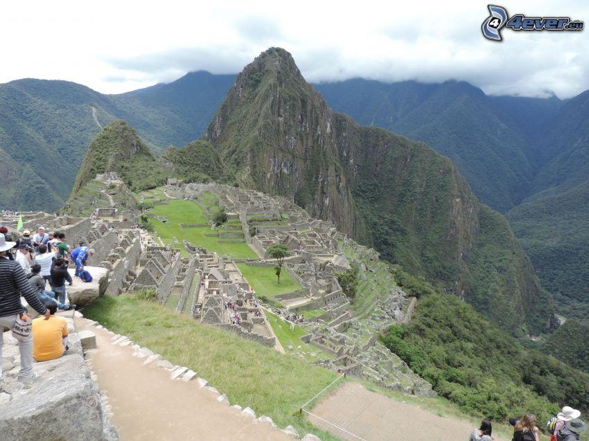 Machu Piccu, Perú