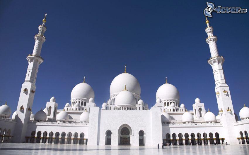 palacio, Emiratos Árabes Unidos