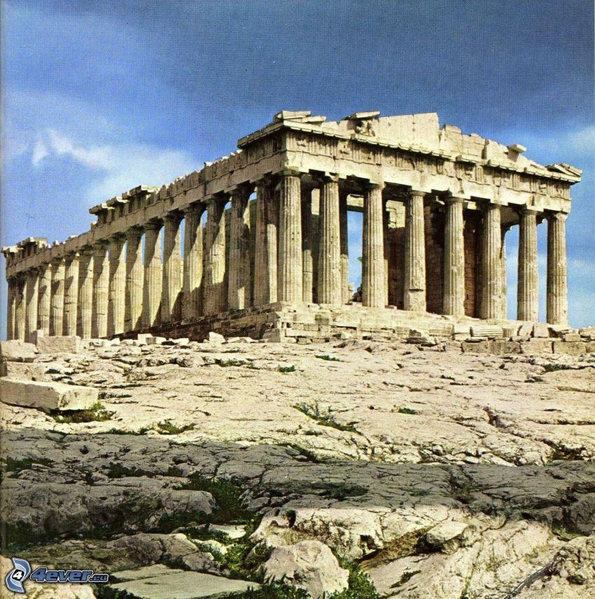 Partenón, Atenas