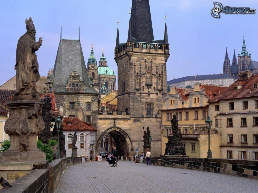 Praga, Puente Carlos
