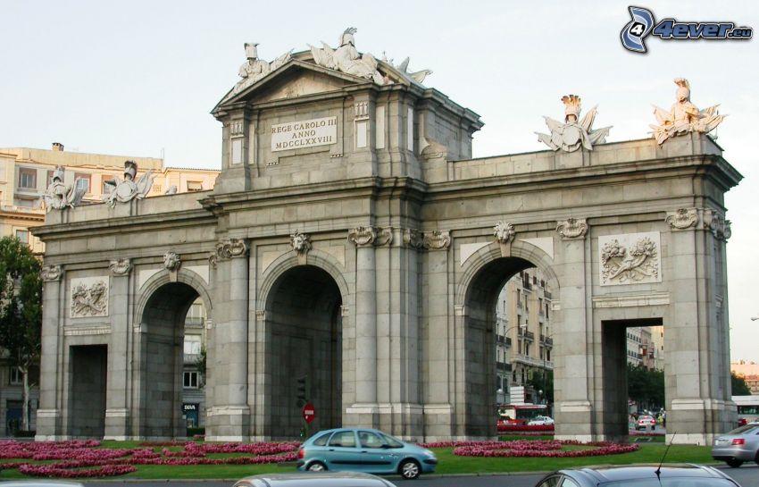 puerta, Madrid