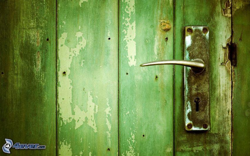 manilla, puerta