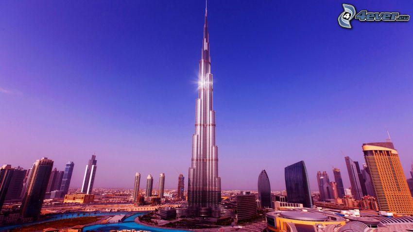 Burj Khalifa, Dubái