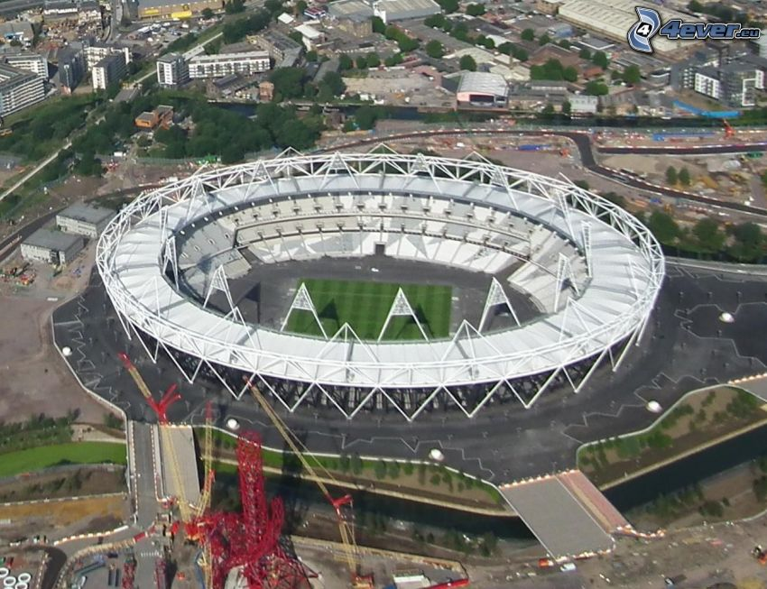 estadio, Londres