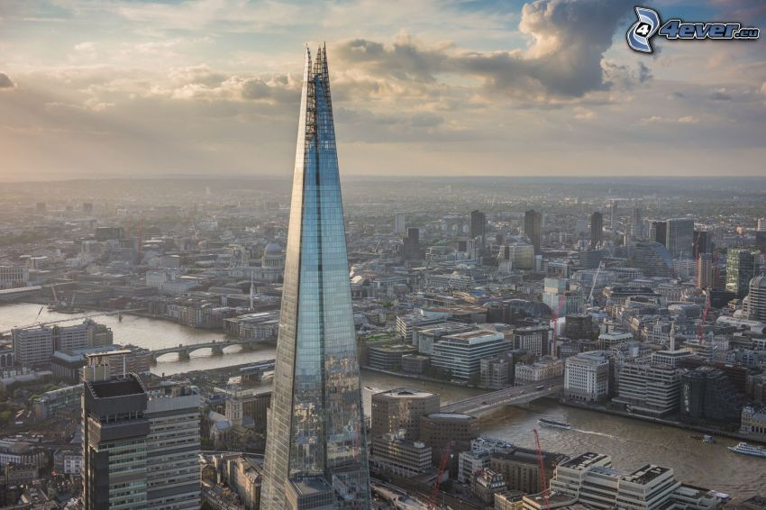 The Shard, Londres