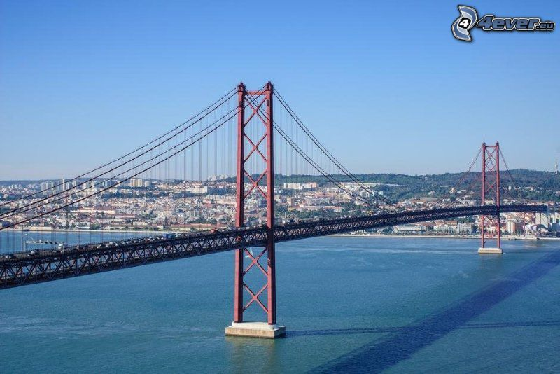 25 de Abril Bridge, Lisboa