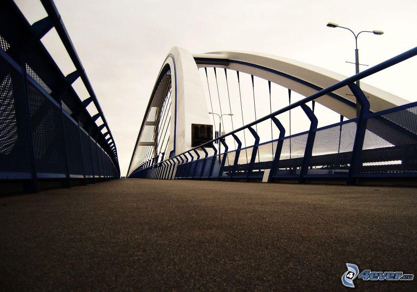Apollo, puente, Bratislava, Eslovaquia