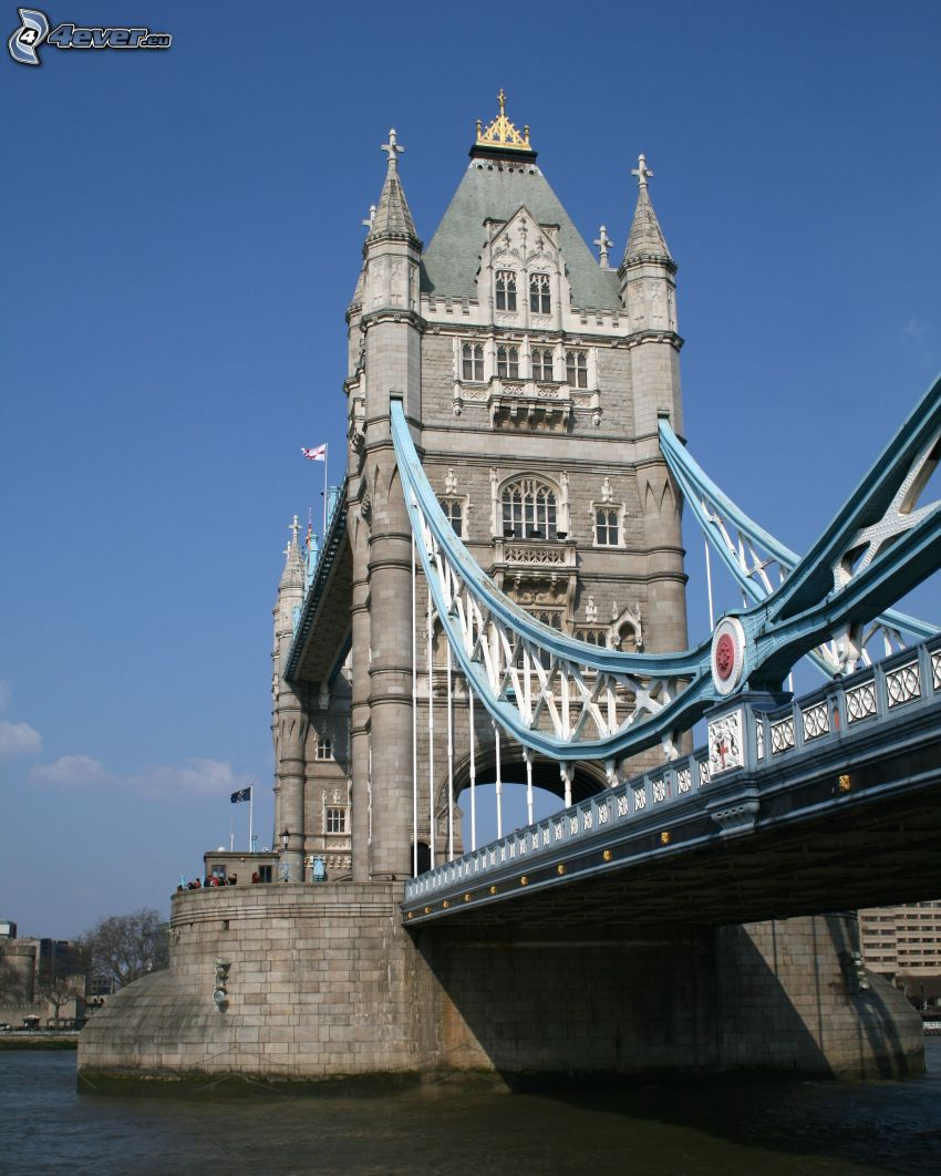 Tower Bridge, Río Támesis