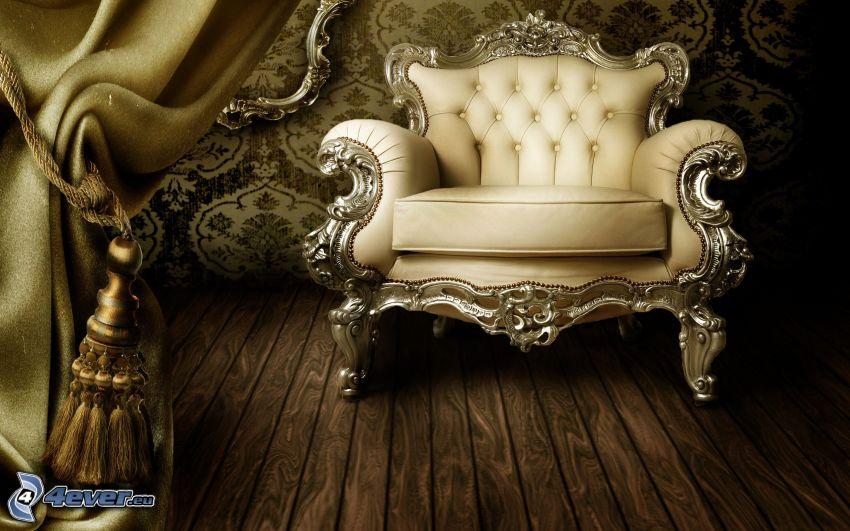 silla, sala Histórica