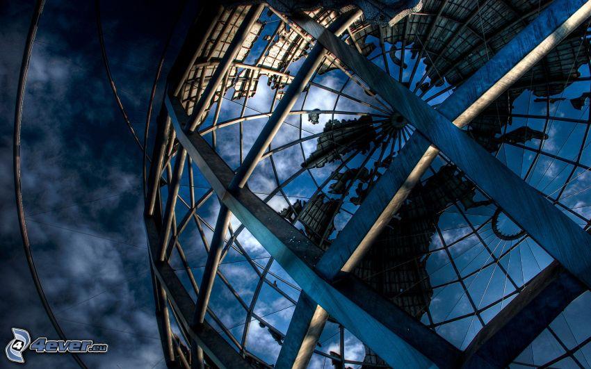 Tierra, estructura