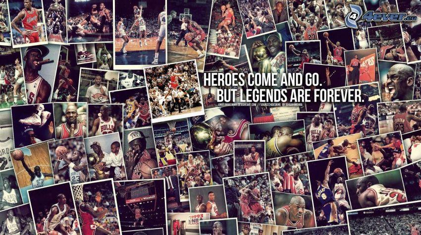 Michael Jordan, fotos