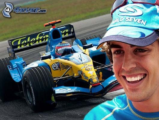 Fernando Alonso, Fórmula 1