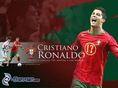 Cristiano Ronaldo, futbolista