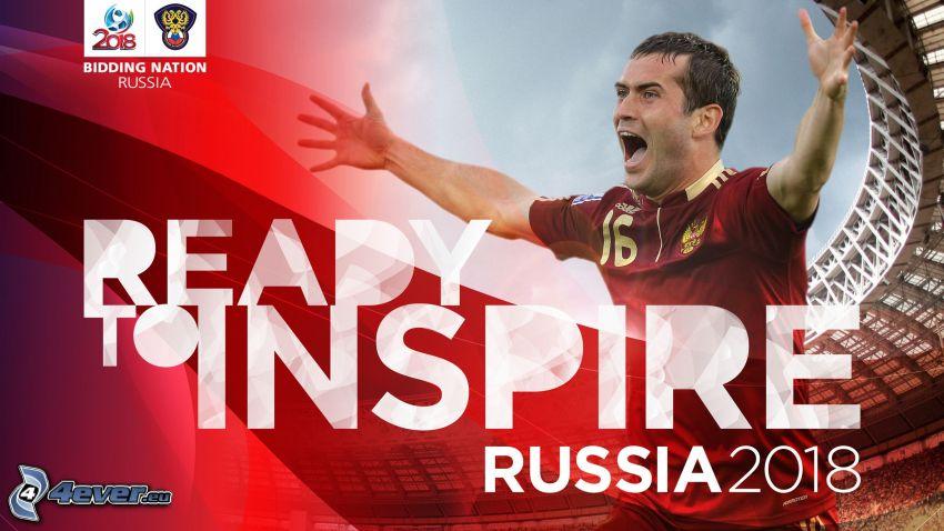 FIFA world cup, futbolista, Rusia, 2018