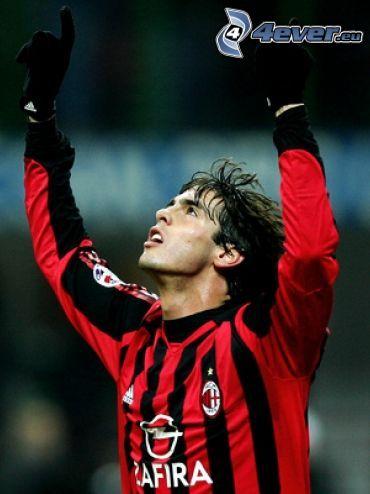Kaká, futbolista