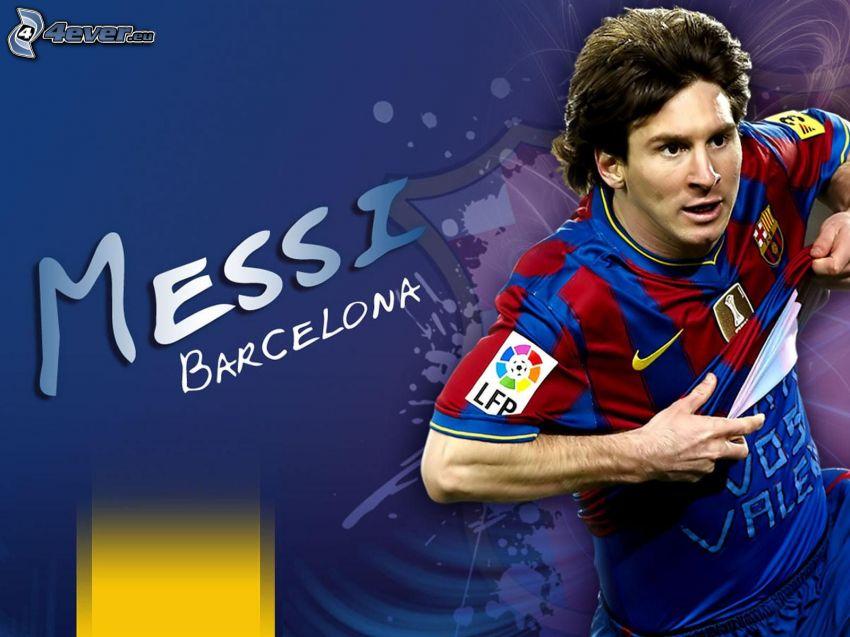 Messi, futbolista
