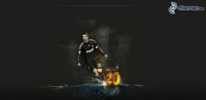 Real Madrid, futbolista