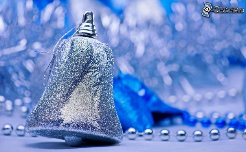 campana de Navidad