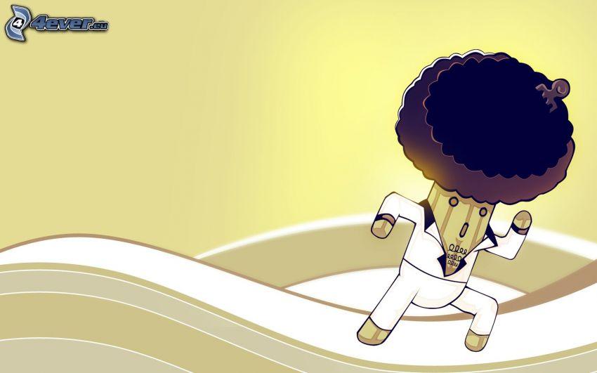 Elvis Presley, brócoli