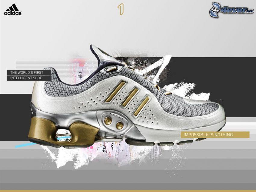 Adidas, zapatilla de deporte